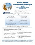 Fall 2016 BA 297A Online Promotional Flyer