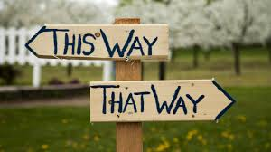 this way that way