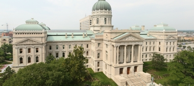 State of Indiana - General Assembly - Senate
