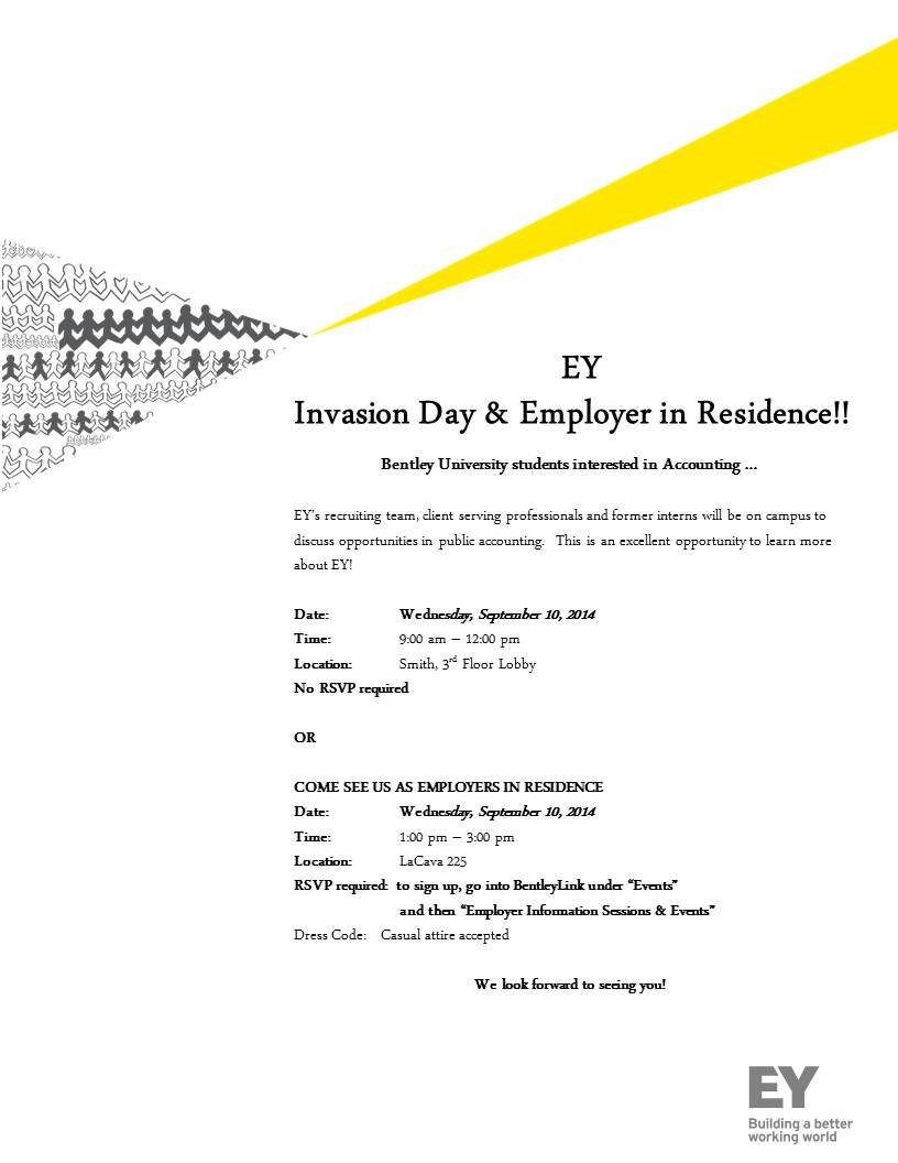 Case study interview ernst and young for Ernst and young resume sample