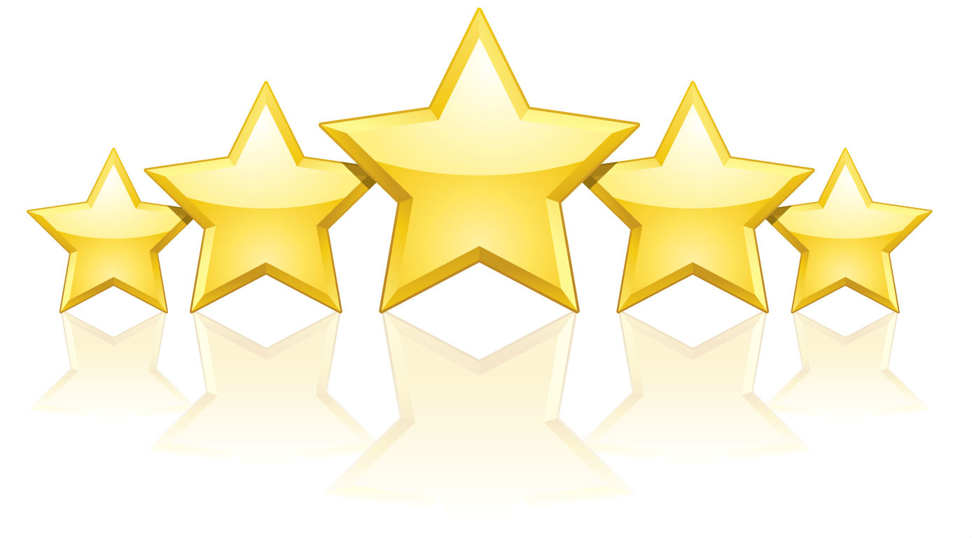 5 Star Website Review